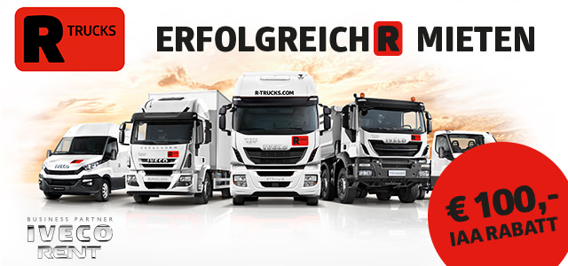 R-TRUCKS Newsletter Header